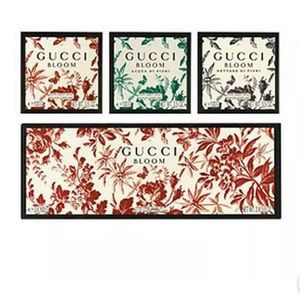 Gucci Bloom scented soaps
